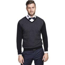 Sweter WALTER SWCR000220. Swetry przez głowę męskie marki Giacomo Conti. Za 199.00 zł.