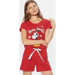 Piżama Mickey Mouse - Czerwony. Piżamy damskie marki MAKE ME BIO. W wyprzedaży za 49.99 zł.