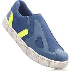 Buty wsuwane bonprix niebieski dżins. Obuwie sportowe damskie marki Nike. Za 49.99 zł.