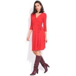Fille Du Couturier Sukienka Damska Estelle 42 Czerwony. Czerwone sukienki damskie Fille Du Couturier. Za 229.00 zł.