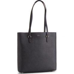 Torebka DKNY - Sullivan N/S Tote R83B1712 Blk/Blood Rd XO8. Czarne torebki do ręki damskie DKNY, ze skóry. Za 979.00 zł.
