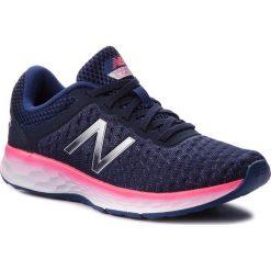 Buty NEW BALANCE - WKAYMRH1 Granatowy. Niebieskie obuwie sportowe damskie New Balance, z materiału. W wyprzedaży za 259.00 zł.