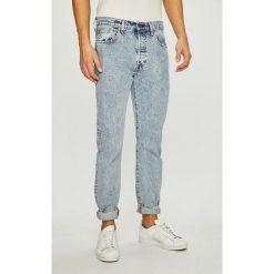 Levi's - Jeansy 501. Brązowe jeansy męskie Levi's. Za 499.90 zł.