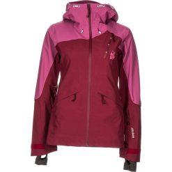 """Kurtka narciarska """"AstoriaM."""" w kolorze fioletowym. Fioletowe kurtki snowboardowe damskie Maloja, z gore-texu. W wyprzedaży za 861.95 zł."""