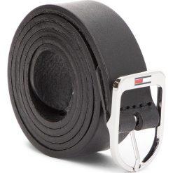 Pasek Damski TOMMY JEANS - Tjw Flag Belt 2.5 AW0AW05896 75 002. Czarne paski damskie Tommy Jeans, w paski, z jeansu. W wyprzedaży za 139.00 zł.