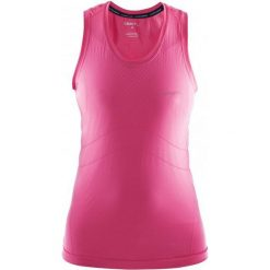 Craft Koszulka damska Cool Seamless Singlet różowa r. L-XL (1903784-2478). T-shirty damskie Craft. Za 75.80 zł.