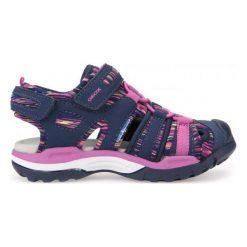 Geox Sandały Dziewczęce Borealis 31 Niebieski. Niebieskie sandały dziewczęce Geox. W wyprzedaży za 169.00 zł.