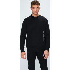 Diesel - Bluza. Czarne bluzy męskie Diesel, z bawełny. W wyprzedaży za 379.90 zł.