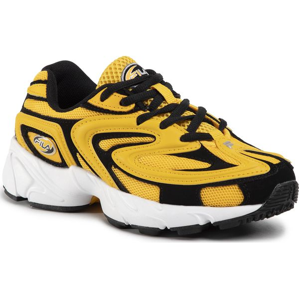 Sneakersy FILA Disruptor M Low Wmn 1010747.80C Gold