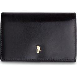 Mały Portfel Damski PUCCINI - MU22035 Black 1. Czarne portfele damskie Puccini, ze skóry. W wyprzedaży za 128.00 zł.