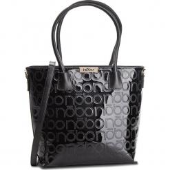 Torebka NOBO - NBAG-F0200-C020 Czarny. Czarne torebki do ręki damskie Nobo, ze skóry ekologicznej. W wyprzedaży za 179.00 zł.