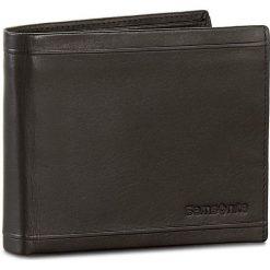 Duży Portfel Męski SAMSONITE - 001-01460-0290-1 Black. Czarne portfele męskie Samsonite, ze skóry. Za 189.00 zł.