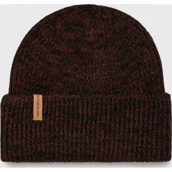 New Balance - Czapka. Brązowe czapki i kapelusze męskie New Balance. W wyprzedaży za 79.90 zł.