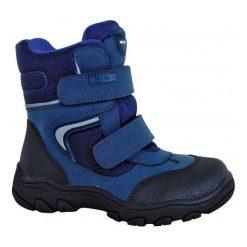 Protetika Buty Zimowe Za Kostkę Chłopięce Torsten 30, Niebieski. Niebieskie buty zimowe chłopięce Protetika. Za 249.00 zł.