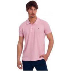 Polo Club C.H..A Koszulka Polo Męska Xxl Różowa. Czerwone koszulki polo męskie Polo Club C.H..A. W wyprzedaży za 149.00 zł.