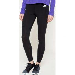 Nike Sportswear - Legginsy. Szare legginsy damskie Nike Sportswear, z bawełny. W wyprzedaży za 99.90 zł.