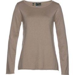 Sweter bonprix brunatny. Swetry damskie marki bonprix. Za 79.99 zł.