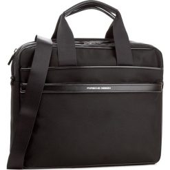 Torba na laptopa PORSCHE DESIGN - Lane 4090002570  Black 900. Czarne torby na laptopa damskie Porsche Design, z materiału. Za 1,669.00 zł.