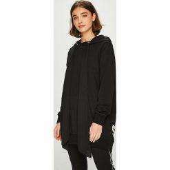 Answear - Bluza. Czarne bluzy damskie ANSWEAR, z bawełny. W wyprzedaży za 99.90 zł.