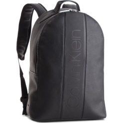 Plecak CALVIN KLEIN - Strike Round Backpack K50K504279 001. Czarne plecaki damskie Calvin Klein, ze skóry ekologicznej. Za 599.00 zł.