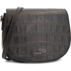 Torebka JOOP! - Croco Soft 4140003875 Black 900. Czarne listonoszki damskie JOOP!, ze skóry. Za 1,239.00 zł.