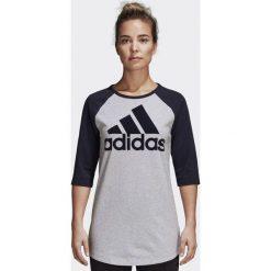 Adidas Koszulka damska szara r. XL (DQ2966). Bluzki damskie Adidas. Za 113.46 zł.