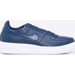Nike Sportswear - Buty Air Force 1 Ultraforce. Szare buty sportowe męskie Nike Sportswear, z materiału. W wyprzedaży za 369.90 zł.