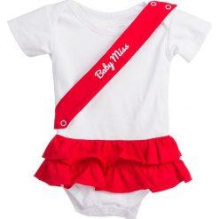 Baby Miss - Body - Rozmiar 68. Szare body niemowlęce Baby Gadgets. Za 54.04 zł.