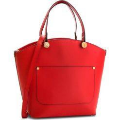 Torebka CREOLE - K10535 Czerwony. Czerwone torebki do ręki damskie Creole, ze skóry. Za 309.00 zł.