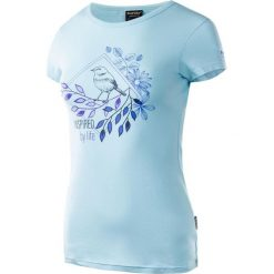 MARTES Koszulka damska LADY BIRD POWDER blue r. M. T-shirty damskie MARTES. Za 33.36 zł.