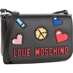 Torebka LOVE MOSCHINO - JC4069PP15LH0000 Nero. Torebki do ręki damskie Love Moschino. W wyprzedaży za 519.00 zł.