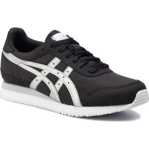 Sneakersy ASICS Runner 1192A126 BlackSilver 001
