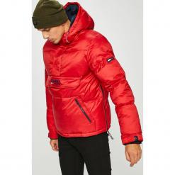 Tommy Jeans - Kurtka. Czerwone kurtki męskie Tommy Jeans, z jeansu. Za 999.90 zł.