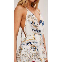 Answear - Sukienka Stripes Vibes. Sukienki damskie ANSWEAR, z materiału, casualowe, na ramiączkach. W wyprzedaży za 89.90 zł.