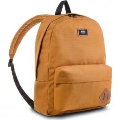 Plecak VANS - Old Skool II Ba VN000ONIRBT Rubber. Brązowe plecaki damskie Vans, z materiału, sportowe. W wyprzedaży za 119.00 zł.