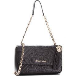 Torebka VERSACE JEANS - E1VSBBZ6  70792 899. Czarne torebki do ręki damskie Versace Jeans, z jeansu. Za 699.00 zł.