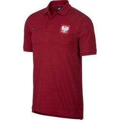 Nike Koszulka piłkarska Reprezentacji Polski Polo czerwona r. XL (891482-608). Koszulki sportowe męskie Nike. Za 149.00 zł.