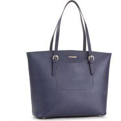 Torebka TWINSET - Shopping AS8PGN  Blu Scu 0058S. Niebieskie torebki do ręki damskie Twinset. W wyprzedaży za 579.00 zł.
