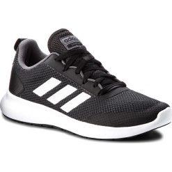 Buty adidas - Element Race DB1459 Cblack/Ftwwht/Grefiv. Czarne buty sportowe męskie Adidas, z materiału. W wyprzedaży za 189.00 zł.
