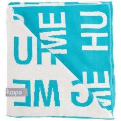 Zopa Kocyk Dziecięcy Hug Me, Mint. Zielone kocyki dla dzieci Zopa, z bawełny. Za 119.00 zł.