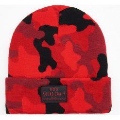 Ciepła czapka - Czerwony. Czerwone czapki i kapelusze damskie Cropp. Za 29.99 zł.