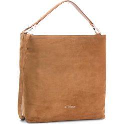 Torebka COCCINELLE - CI1 Keyla Suede E1 CI1 13 01 01 Cuir W12. Brązowe torebki do ręki damskie Coccinelle, ze skóry. W wyprzedaży za 909.00 zł.