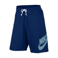 Nike Spodenki M Nsw Short Ft Gx 1 Xl. Niebieskie krótkie spodenki sportowe męskie Nike, z dzianiny. W wyprzedaży za 149.00 zł.