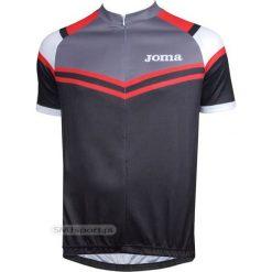 Joma sport Koszulka rowerowa Joma czarna r. L (4780). T-shirty i topy dla dziewczynek Joma sport. Za 57.00 zł.