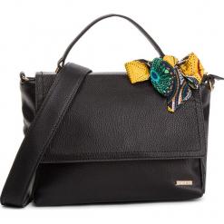 Torebka WITTCHEN - 87-4Y-717-1 Czarny. Czarne torebki do ręki damskie Wittchen, ze skóry ekologicznej. W wyprzedaży za 199.00 zł.