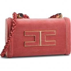 Torebka ELISABETTA FRANCHI - BS-45A-88E2 Ombretto R25. Czerwone torebki do ręki damskie Elisabetta Franchi, z materiału. Za 799.00 zł.