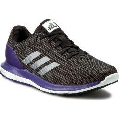 Buty adidas - Cosmic W AQ2171 Cblack/Ironm. Czarne obuwie sportowe damskie Adidas, z materiału. W wyprzedaży za 189.00 zł.