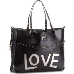 Torebka NOBO - NBAG-F0220-C020 Czarny. Czarne torebki do ręki damskie Nobo, ze skóry ekologicznej. W wyprzedaży za 159.00 zł.
