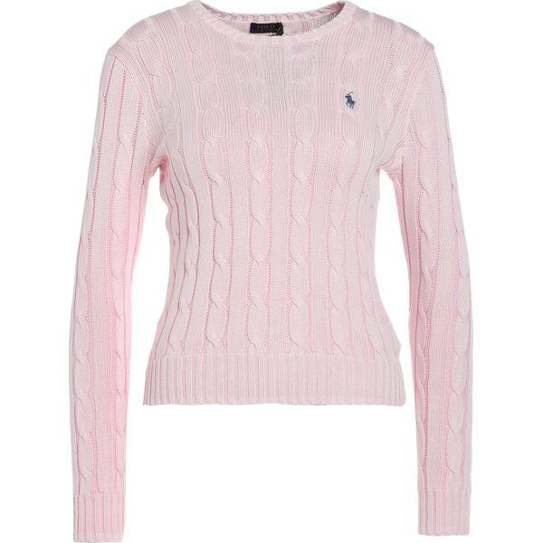 cb3221731 Polo Ralph Lauren JULIANNA Sweter capri pink - Swetry damskie Polo ...