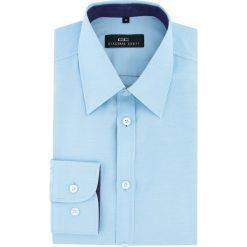 Koszula MARCO 16-03-04-K. Niebieskie koszule męskie Giacomo Conti, z bawełny, z klasycznym kołnierzykiem. Za 149.00 zł.